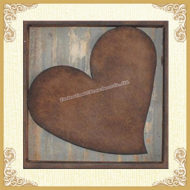 Buy Cheap China metal heart wall Products, Find China metal heart ...