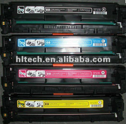 Compatible Color toner cartridge for HP Color LaserJet CP1215/CP1515n/CP1518ni/CM1312/MFP/CM1312nfi