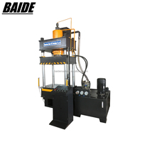 Four columns hydraulic press machine drawing stamping machine
