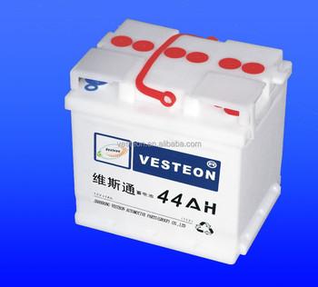 Großhandel Günstige Qualität 12 V Säure Blei Auto Batterie