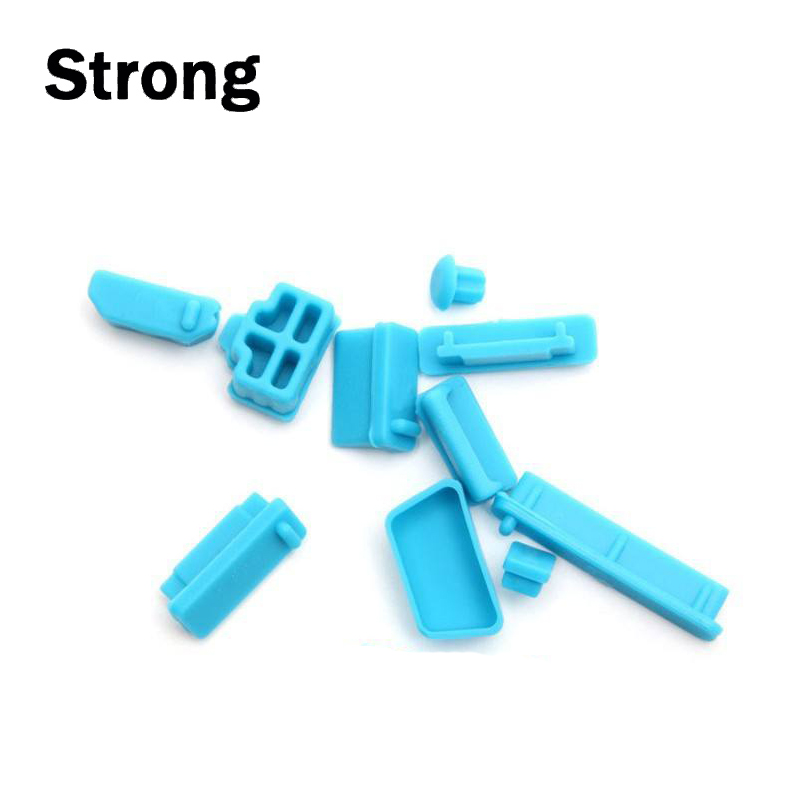 Rubber USB Anti Dust Plugs Stopper Cover USB Protective Cover