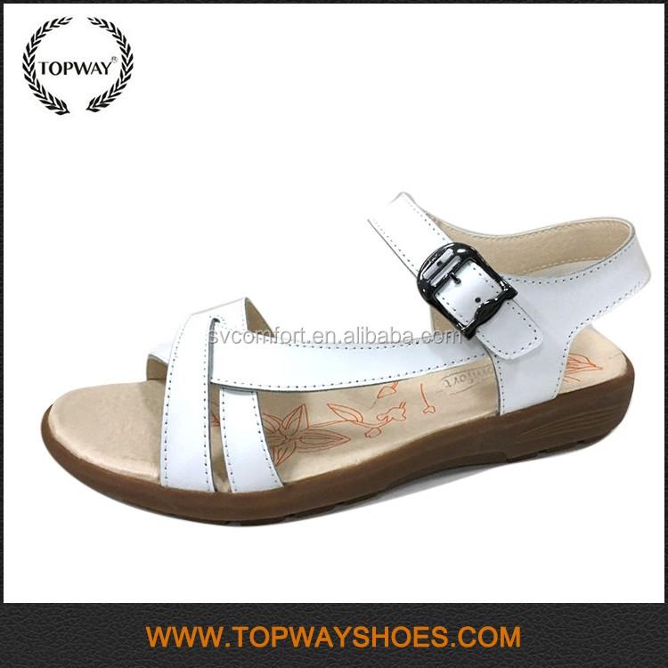 f78ea73371e147 low price latest lady fancy leather sandal design