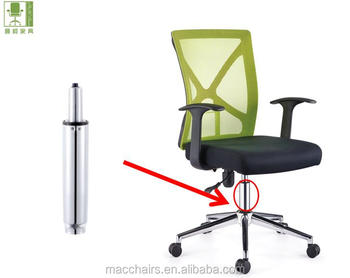 heavy duty height adjustable gas spring for office chair spare parts buy heavy duty height. Black Bedroom Furniture Sets. Home Design Ideas