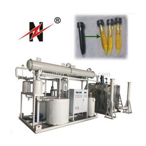 High Quality Zhongneng Vacuum Distillation Machine For Treatment Car Oil Filters Plant Manufacturers In China