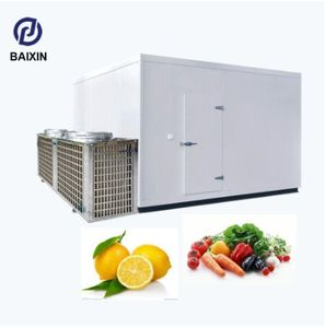 Top selling products in alibaba leather heat pump dryer dehydrator kiwi fruit drying room with touch screen