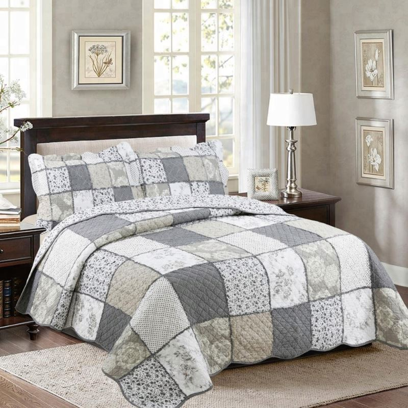 Whole Full Cotton King Patchwork 100 Egyptian Bedsheets Household Comforter Set Bed Linen Fabric