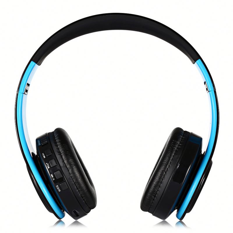 233621 H300 Ergonomic Cozy Ear Pad Earphone, Noise Isolation Foldable Airline Travel Portable Headphone (Black) For Sale