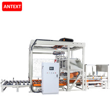 High quality automated bag pallet stacking robot machines packaging systems