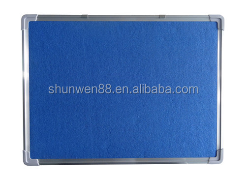 Lovely Aluminum Frame Soft Felt Pin Board ,notice Bulletin Board For School And  Office