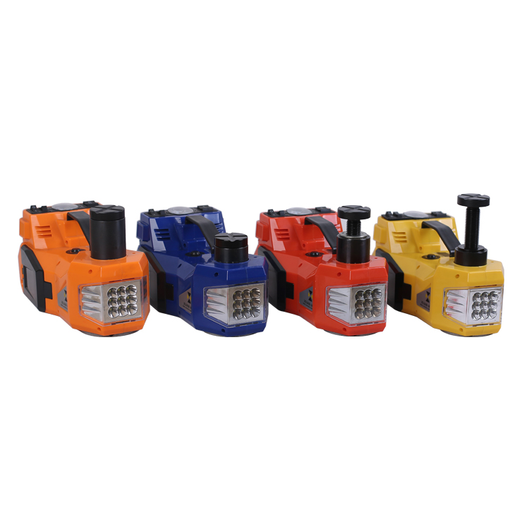 12v Multi-functional Electric Hydraulic Car Jacks And ...