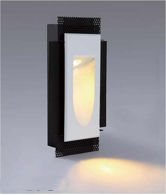 Avt 1w Led Foot Lamp Step Light Corridor Led Recessed Wall Lights ...