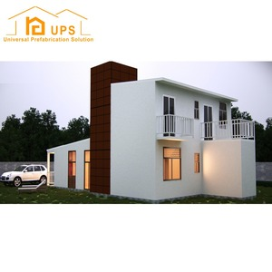 China prefab Modern Manufactured steel kit homes australia