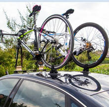 car roof removable bike rack carrier