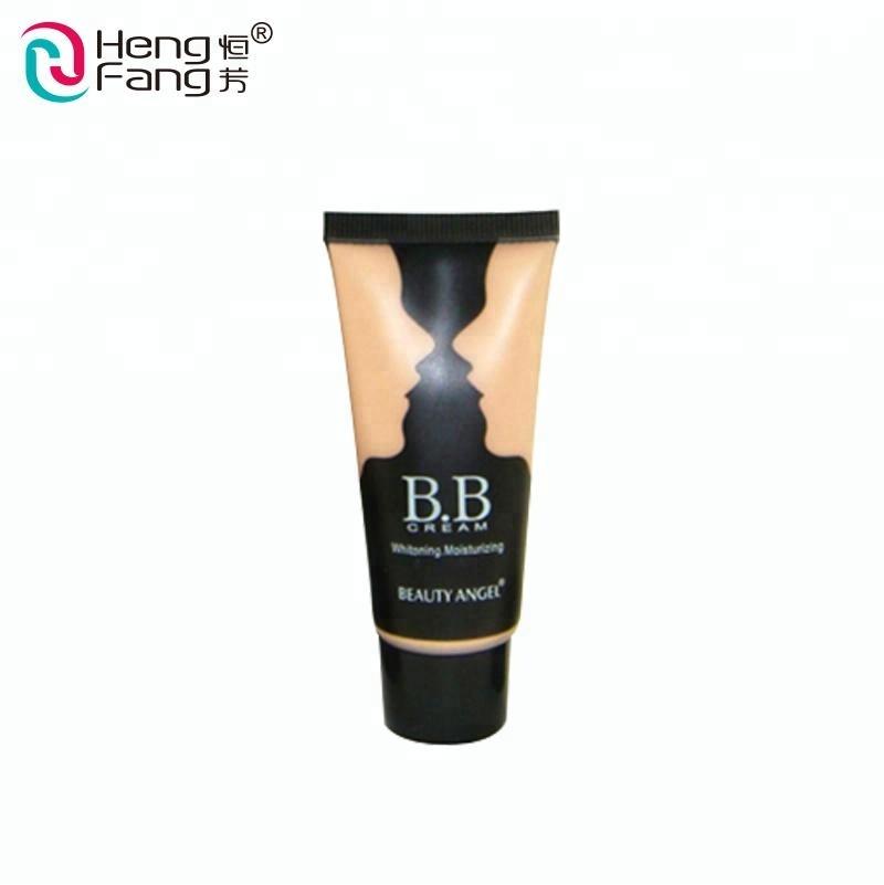 Mejor precio bajo las mujeres profesional de cosméticos blanqueamiento Natural suave Crema de BB
