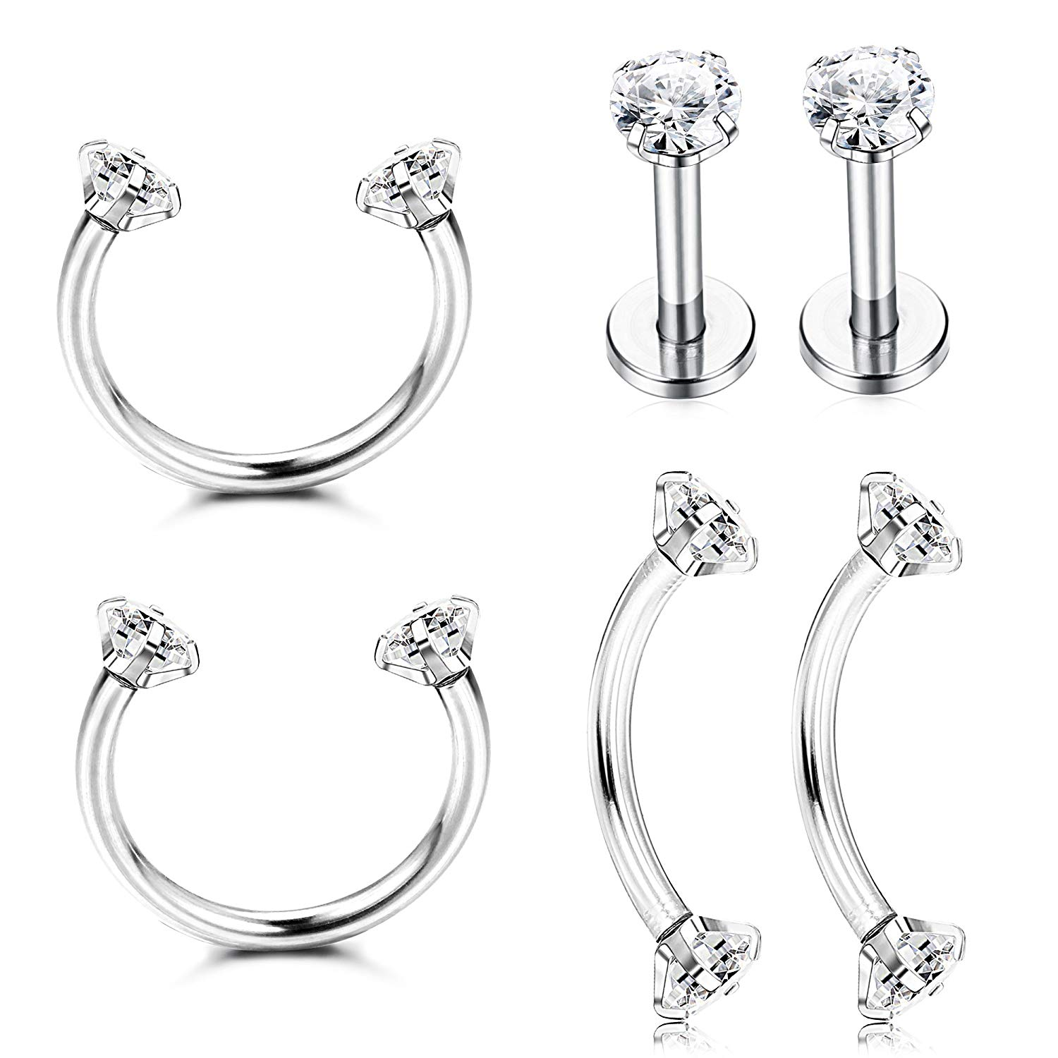 Cheap Tragus Piercing Jewelry Studs Find Tragus Piercing Jewelry