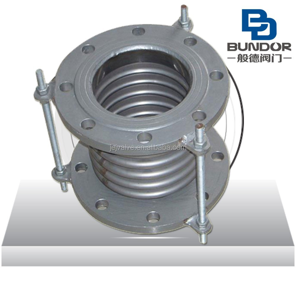 Stainless Flexible Exhaust Expansion Bellow Joint