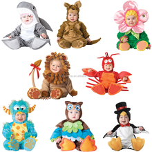 13 Style Halloween Christmas Costume Infant Baby Anime Cosplay Newborn Toddlers Clothing Set