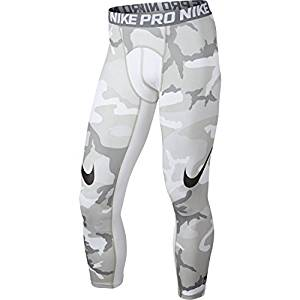 8d9ec63b9753b Buy Nike Mens Pro Cool Camo Printed Quarter Length Football Tights ...