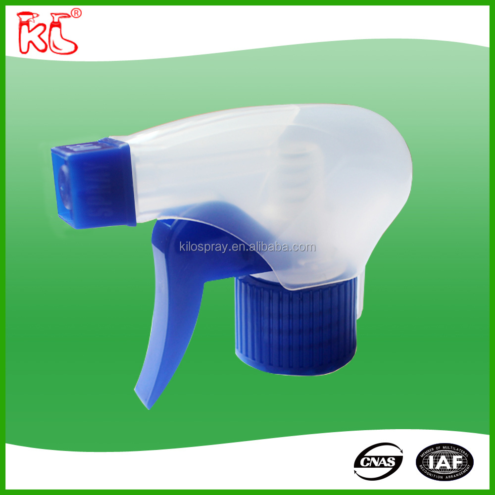 Cheap price spray atomized nozzle hand held trigger sprayer for Turkey/Nigeria/India/Egypt