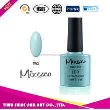 MIXCOCO wholesale free sample gel nail polish gel polish nail art designs pictures, gel polish with private label