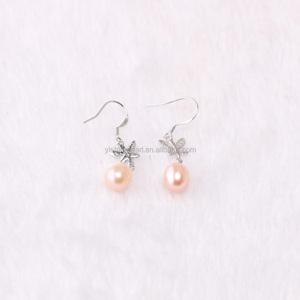 Großhandel perlen ohrringe tropfenform Kaufen Sie die besten perlen ...