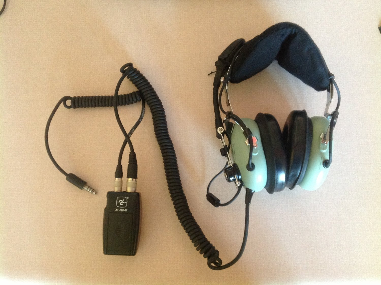4bc1cb4570b Get Quotations · David Clark H10-67XL Aviation Headset