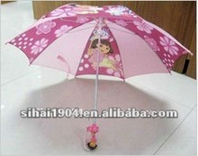 2012 new style children cartoon umbrella 2012