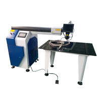 500W 750W 1000W 2000W 3000W Continuous Fiber Laser Welding Machine for Metal