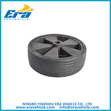 10 inch hard plastic wheel