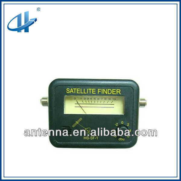 Pocket Digital Satellite Signal Finder Meter Satfinder For Sat Network Dish LNB Direc TV
