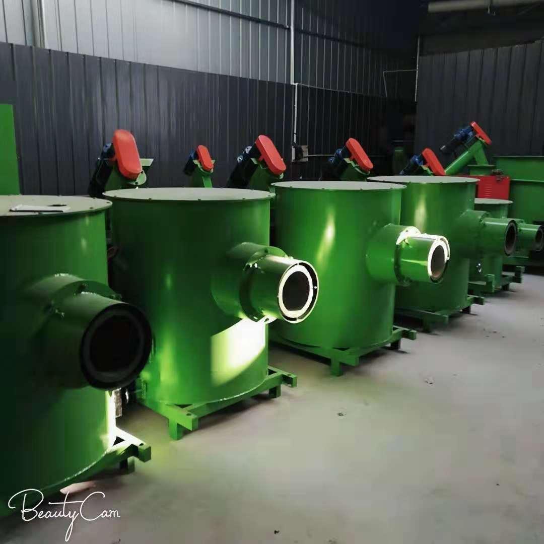 Hoge Efficiëntie Rijstschil Pellet/Houtsnippers Pellet Brander/Biomassa Vergasser