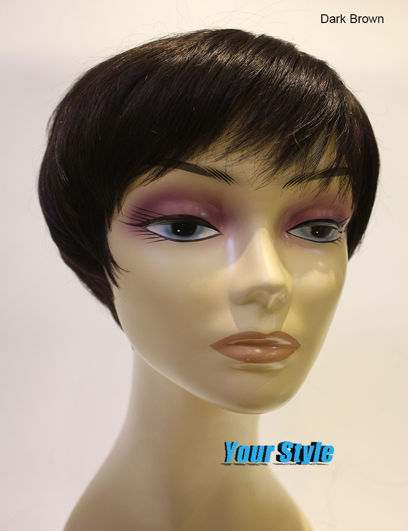 Fabulous Pixie Cut Hairstyle Synthetic Wigs Short Hair Straight Black Wigs Hairstyle Inspiration Daily Dogsangcom