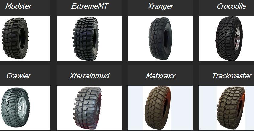 Offroad Tires 295/65r18 285/55r20 315/70r17 315/75r16 305 ...