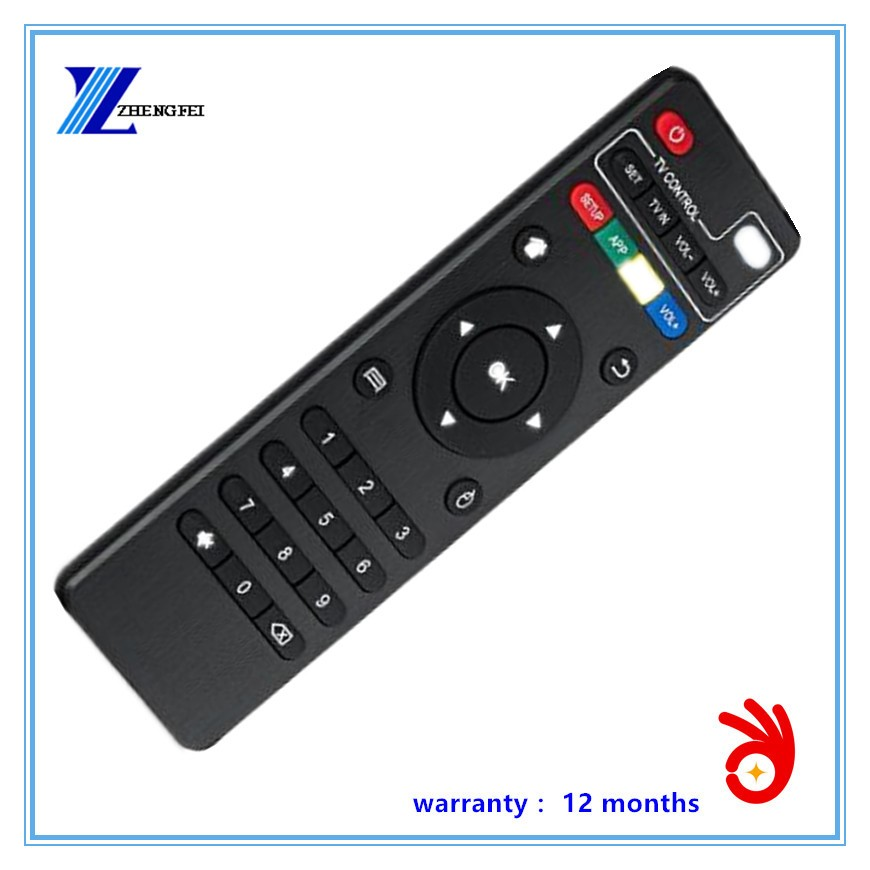 Remote Control Controller For Mxq Android Tv Box Mx 2 M8 M8s - Buy Android  Smart Box Remote,Ip Box Android Remote,Remote For Android Tv Box Product on