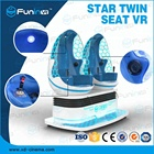 2018 TOP SALE!!9dvr Electric 360 Seats 6d VR Chair Egg Simulator Cinema 9d Virtual Reality