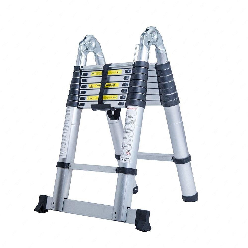 Rtt telescoping ladder metabo w 18 ltx 125