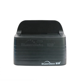 Bluendless CE OEM Good market factory 2pcslot 1-Bay USB 3.0 SATA up to 6TB hdd adapter 2.5''/ 3.5 '' HDD  Docking Station