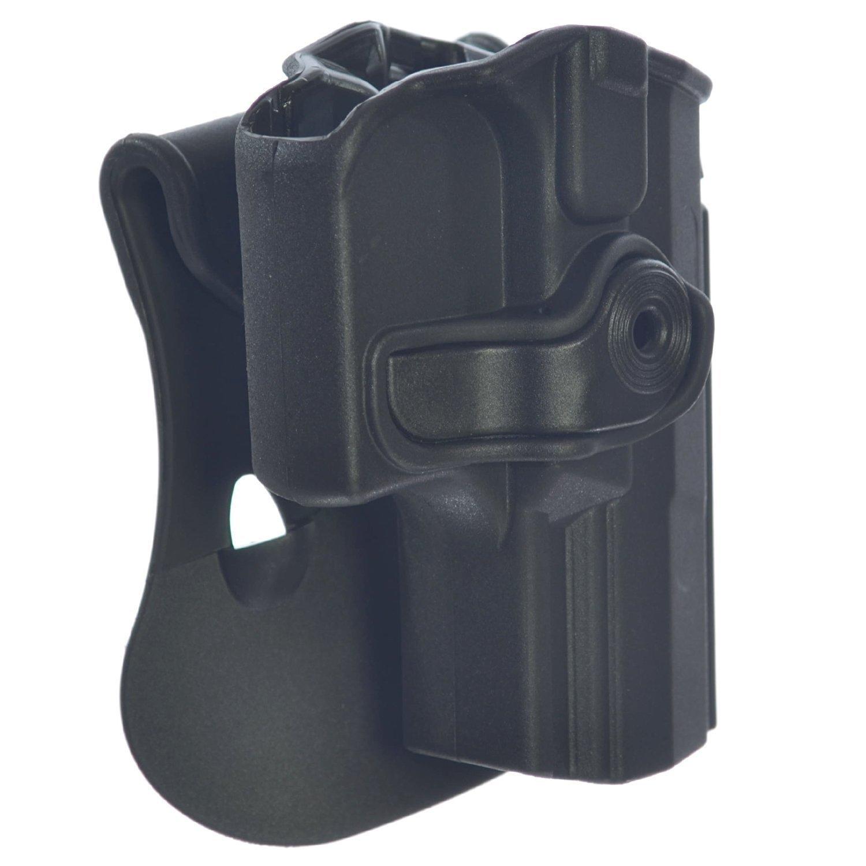 Beretta PX4 STORM Polymer Retention Holster, fits Beretta PX-4 Full Size, Beretta PX-4 COMPACT, BERETTA PX4 STORM .46 Black