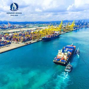 Top 10 International Freight Forwarder Company Ocean Sea Shipping China To  USA UK France Spain