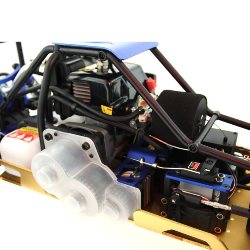 Hsp 4wd 1/5 Scale Gas Powered Big Rc Car 30cc