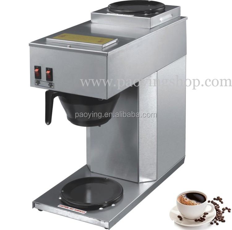 l taza de caf de acero inoxidable tienda casa oficina restaurante estilo americano cafetera