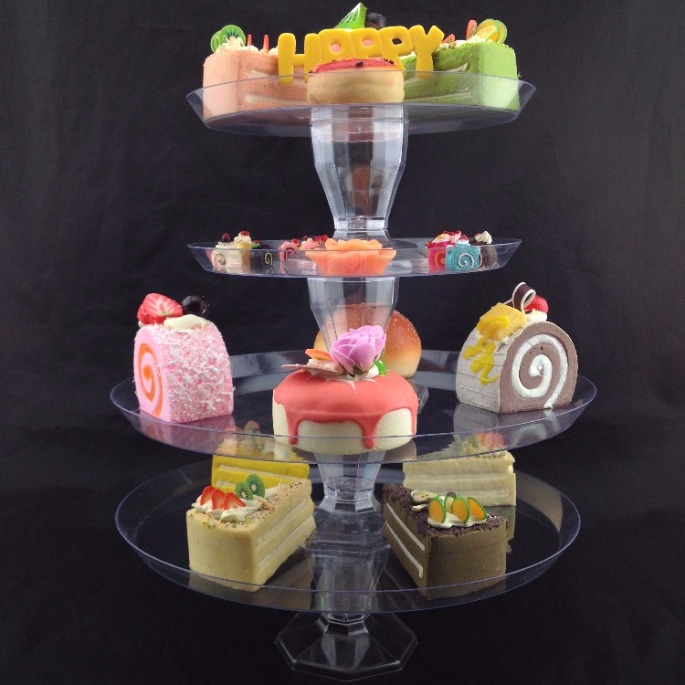 Extraordinary Cake Plate With Cover Plastic Contemporary - Best ...