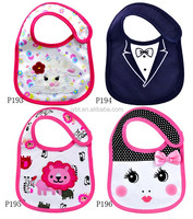 Baby Bib,kids bibs/ baby lunch bibs/ cute towel 3 Layer Waterproof