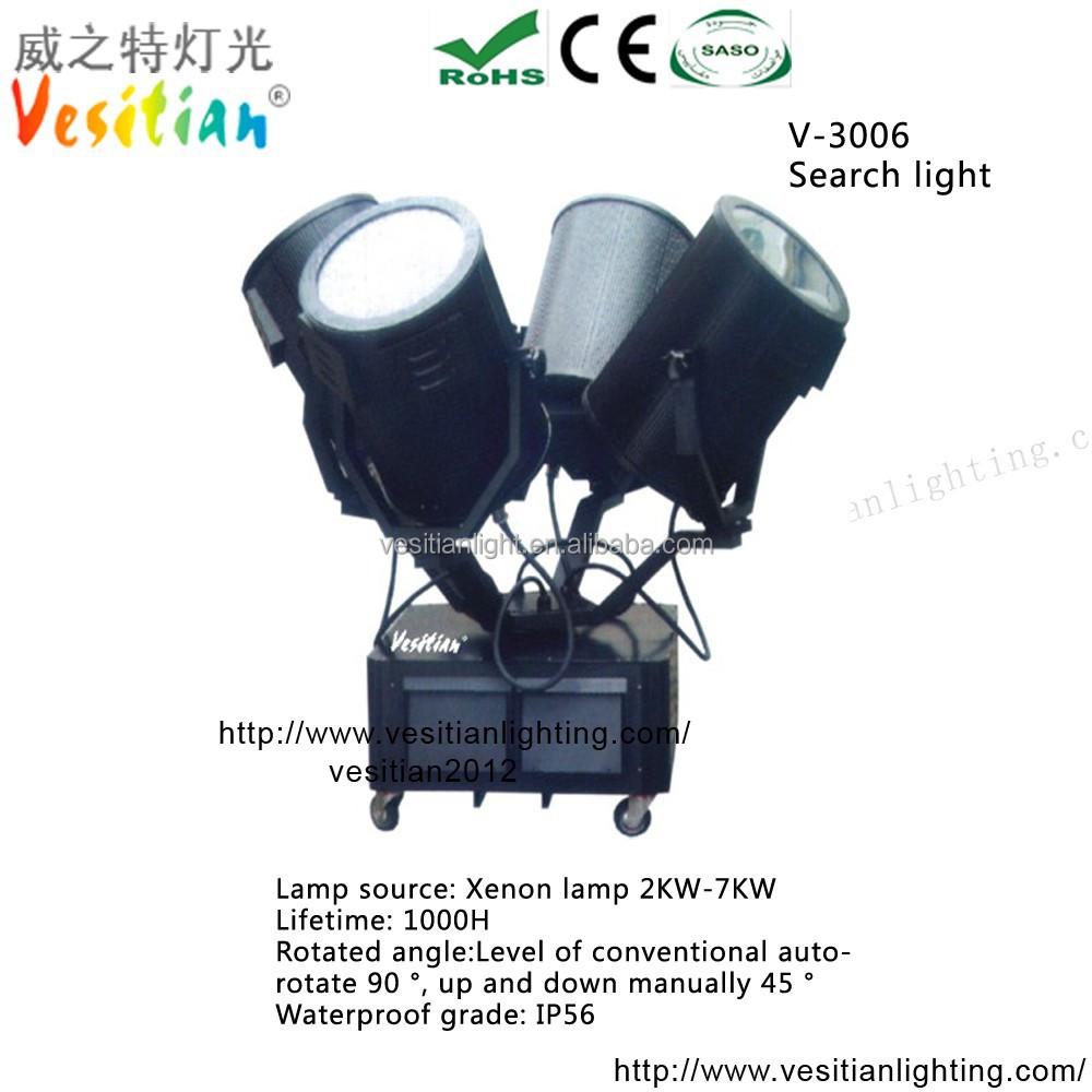 China Manufacturer Four Heads Sky Tracker Light Long-range ...