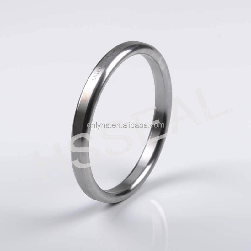 high temperature oval ring joint gasket for pump sealing