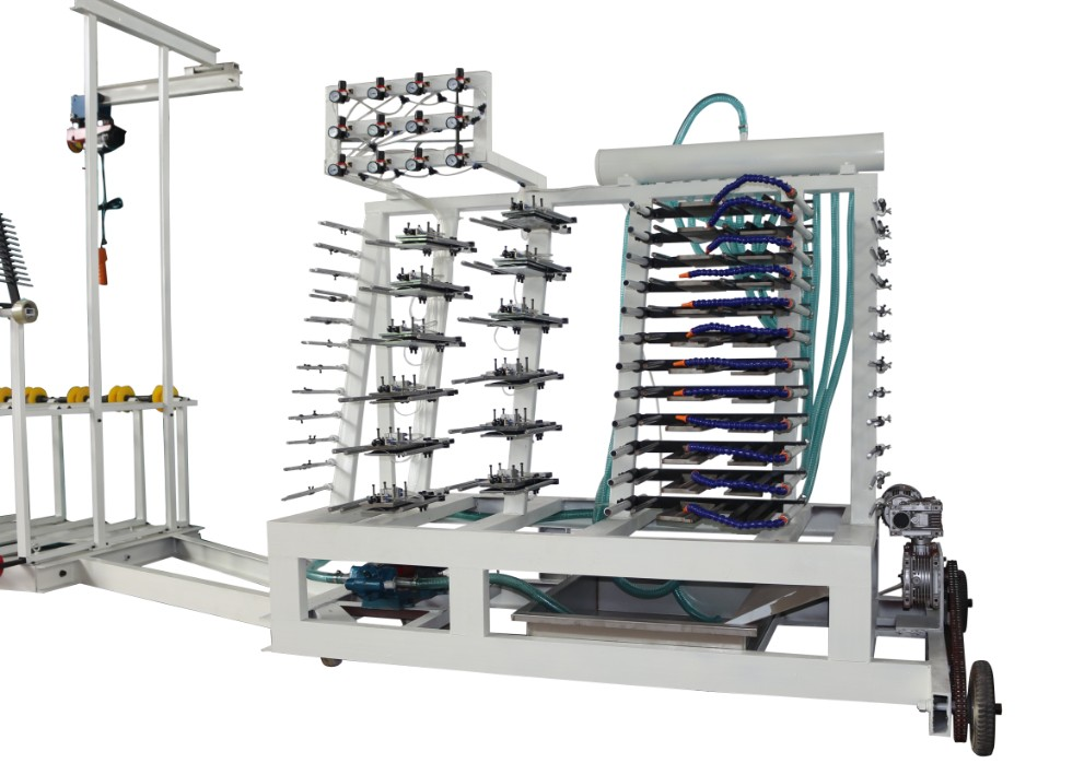 Paper Pipe Making Machine