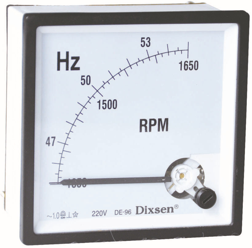 Hertz Frequency Meter : High precison hz rpm meter buy