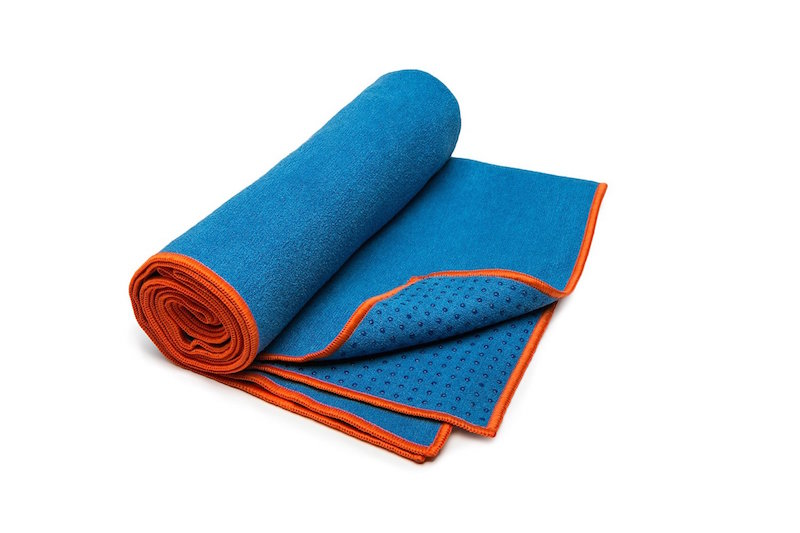 popular Wholesale 100% Polyester Fabric Knitted Ice sport towel