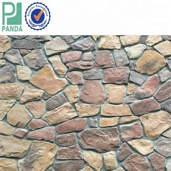Best-selling Artificial Stone Man Made Stone Wall Panels