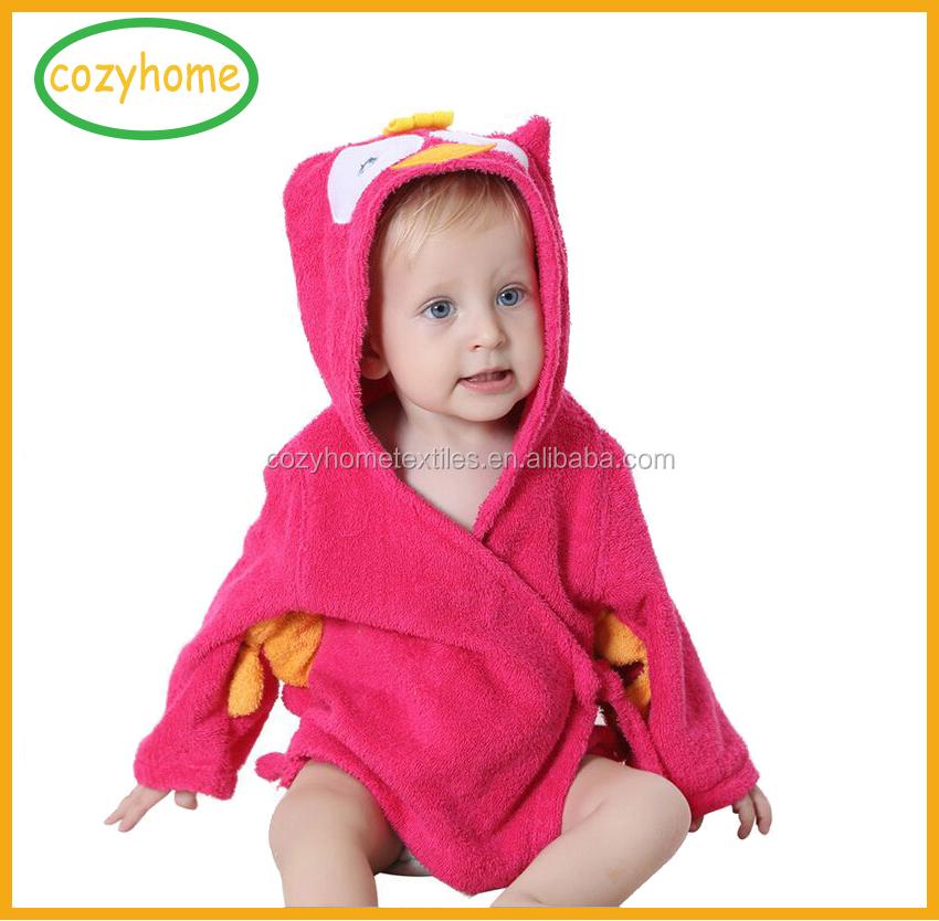 Amazon 2017 Hot Sale China Wholesale Christmas Gift Baby Bathrobe ...